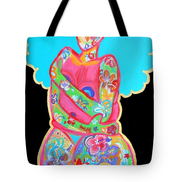Im A Work Of Art Tote Bag