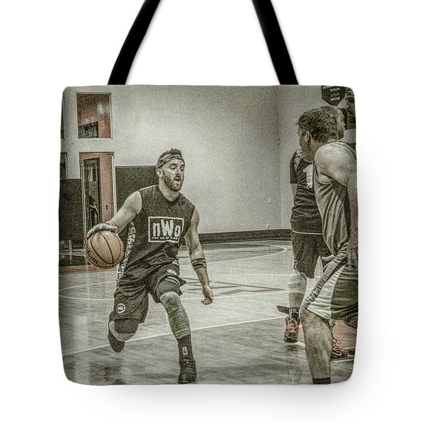 Tote Bag featuring the photograph I'm Going By You by Ronald Santini