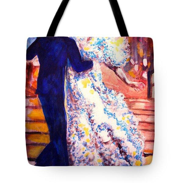 I'm In Heaven Tote Bag by Seth Weaver