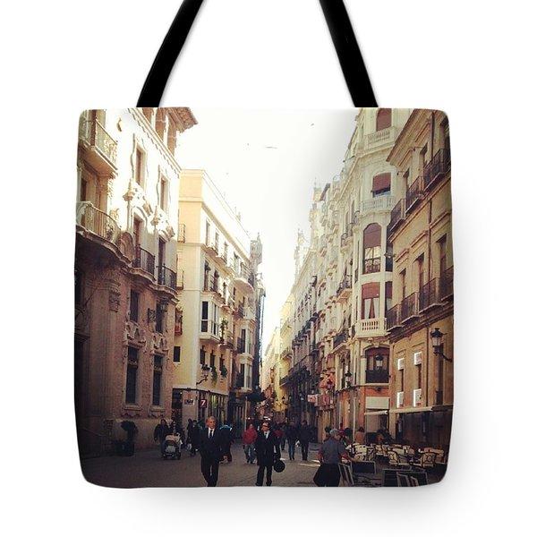 Murcia Spain Tote Bag