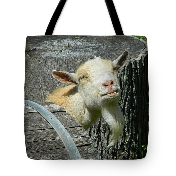 I'm Lucy - I Like You Tote Bag