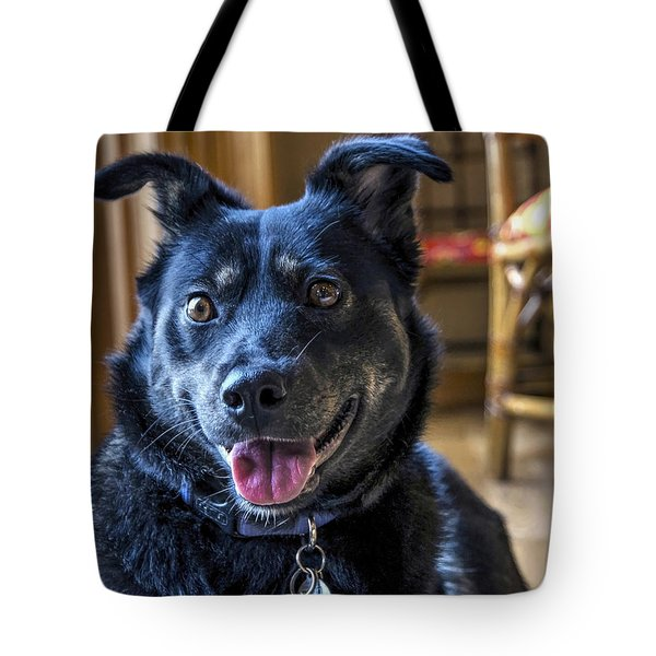 Ready When You Are Tote Bag by Keith Armstrong