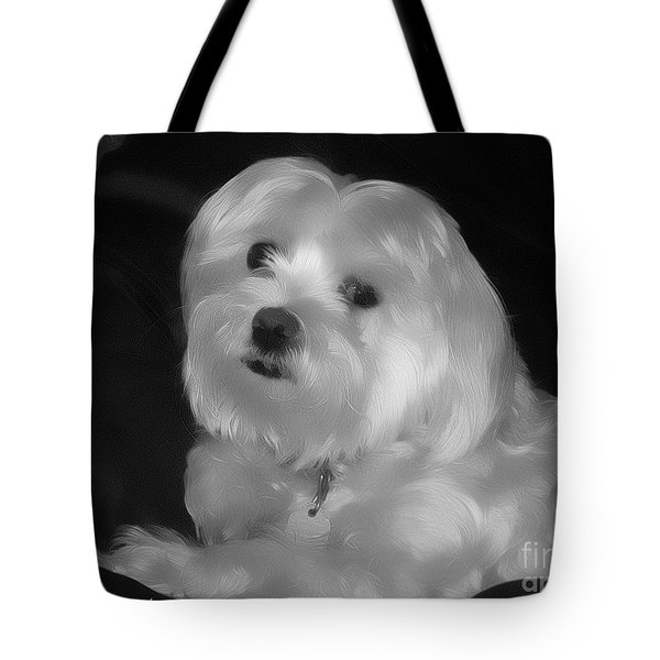 I'm The One For You Tote Bag