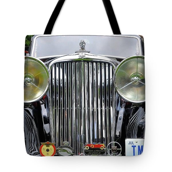 Ima A Jag Tote Bag