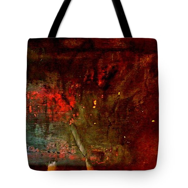 Imagery Rescripting Therapy Tote Bag
