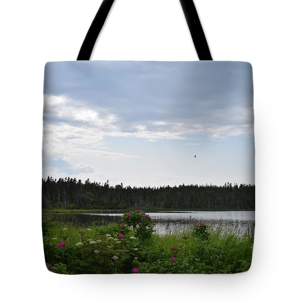 Images From Maine 2 Tote Bag