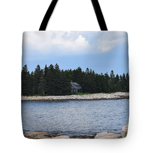 Images From Maine 3 Tote Bag