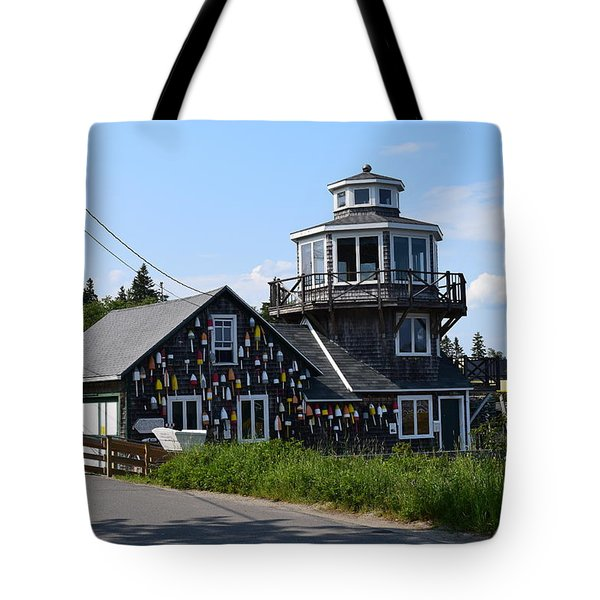 Images Of Maine 4 Tote Bag