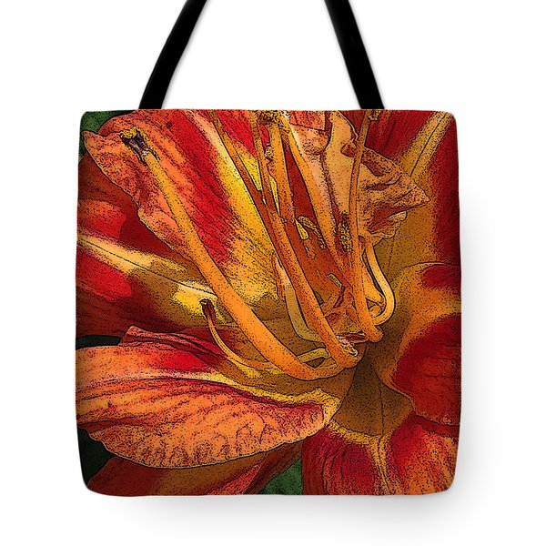 Images On The Mind Tote Bag