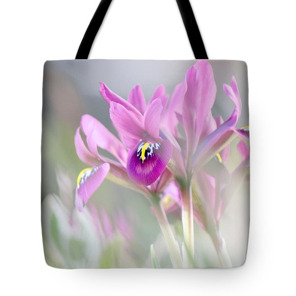 Tote Bag featuring the photograph Imaginary Spring Time by Silke Brubaker