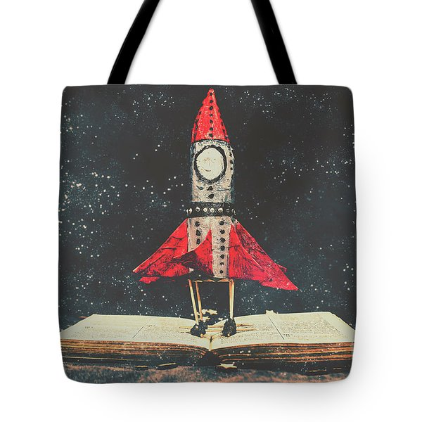 Imagination Is A Space Of Learning Fun Tote Bag
