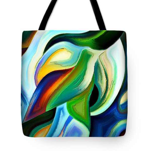 Imagination Tote Bag by Karen Showell