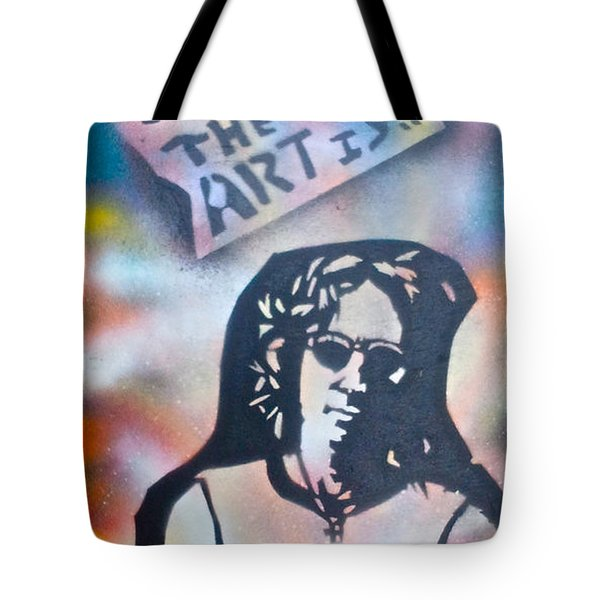 Imagine Art Tote Bag by Tony B Conscious