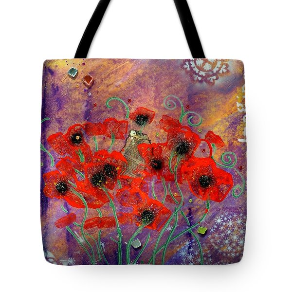 Imagine By Mimi Stirn Tote Bag
