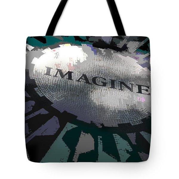 Imagine Tote Bag by Kelley King