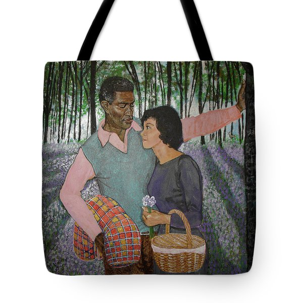 Imagine Love  Tote Bag