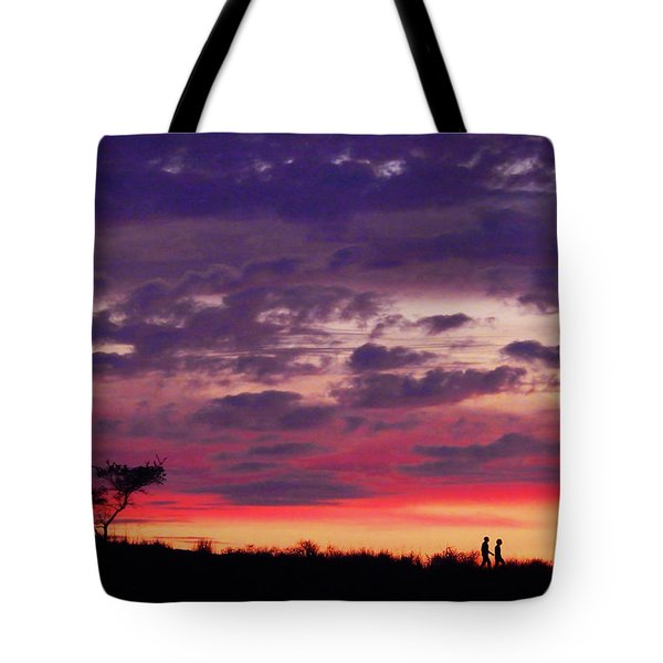 Imagine Me And You Tote Bag