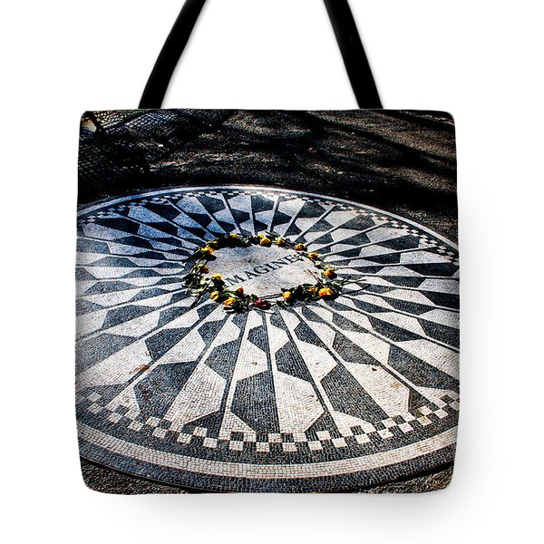 Imagine Tote Bag by Thomas Marchessault
