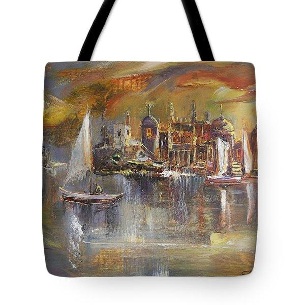 Imagined Memory Tote Bag