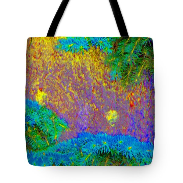 Tote Bag featuring the photograph Imagining Hawaii by Lenore Senior