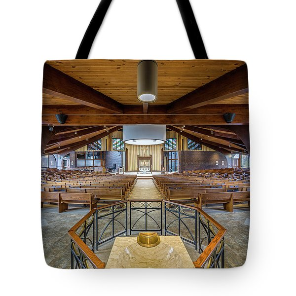 Tote Bag featuring the photograph Immaculate Conception 2848 by Everet Regal