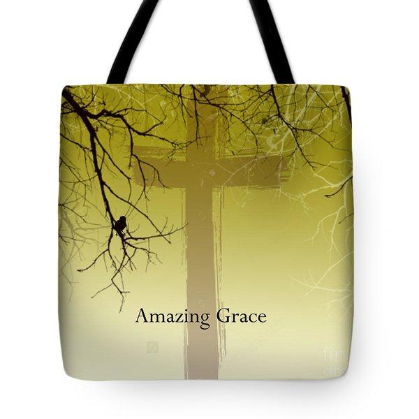 Immanuel- My Saviour Tote Bag