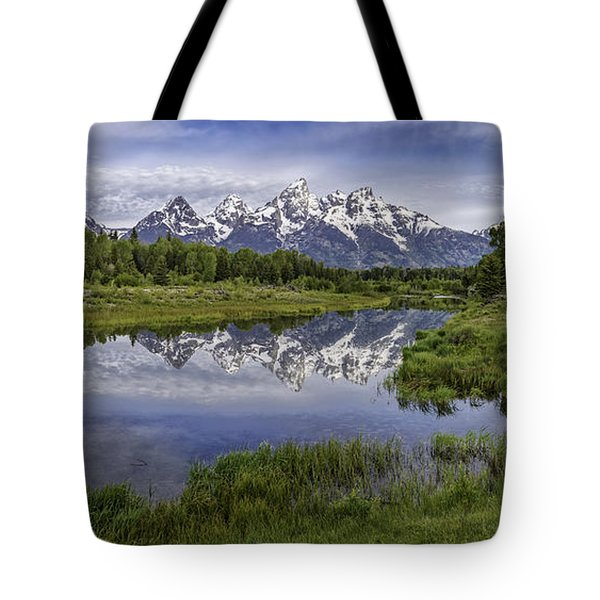 Tote Bag featuring the photograph Immense Beauty  by Bitter Buffalo Photography