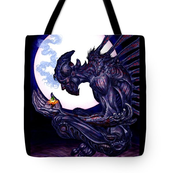 Immense Understanding Tote Bag