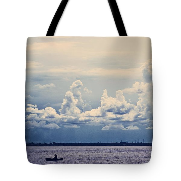 Immensite Tote Bag by Aimelle