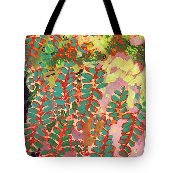 Immersed In Summer Part 1 Of 3 Tote Bag