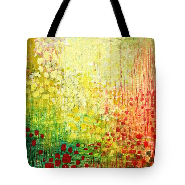 Immersed No 2 Tote Bag