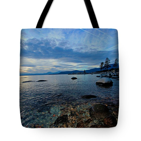 Immersed Tote Bag by Sean Sarsfield