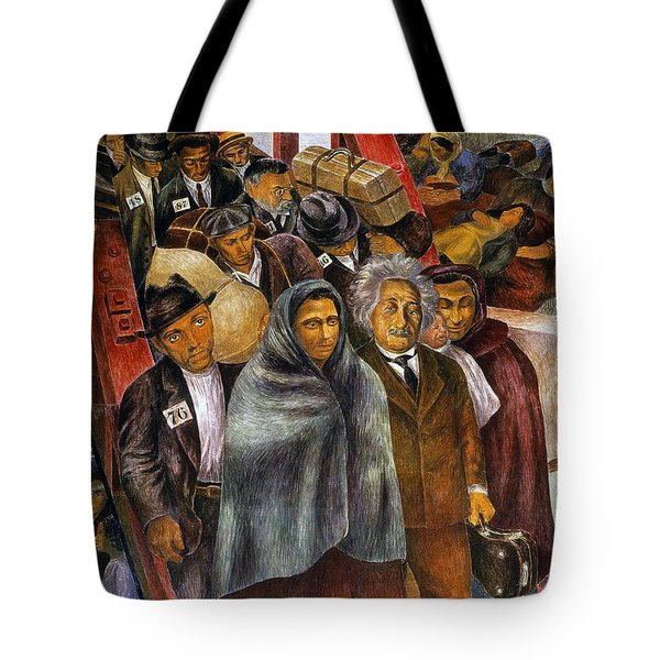 Immigrants, Nyc, 1937-38 Tote Bag by Granger