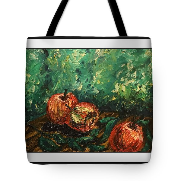 Immortality Tote Bag