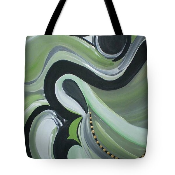 Immovable Tote Bag