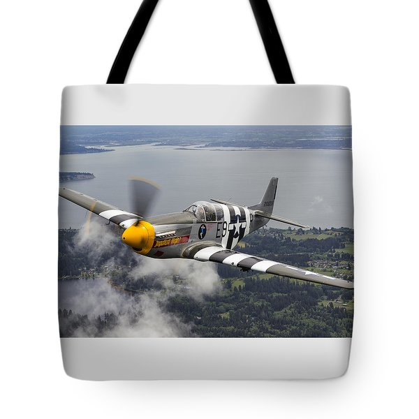 Impatience Is A Virtue Tote Bag