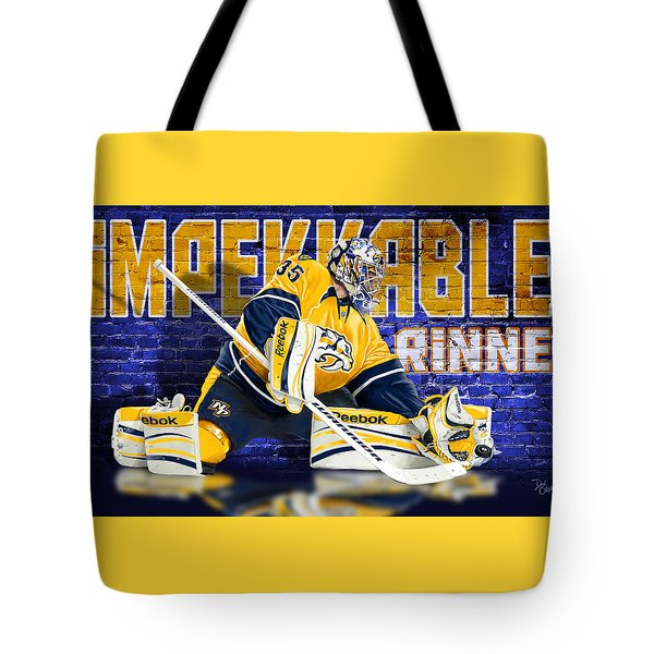 Tote Bag featuring the photograph Impekkable by Don Olea