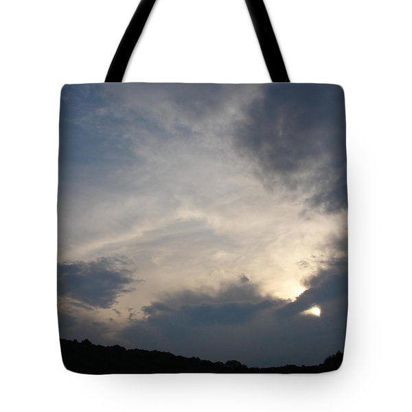 Impending Tote Bag by Priscilla Richardson