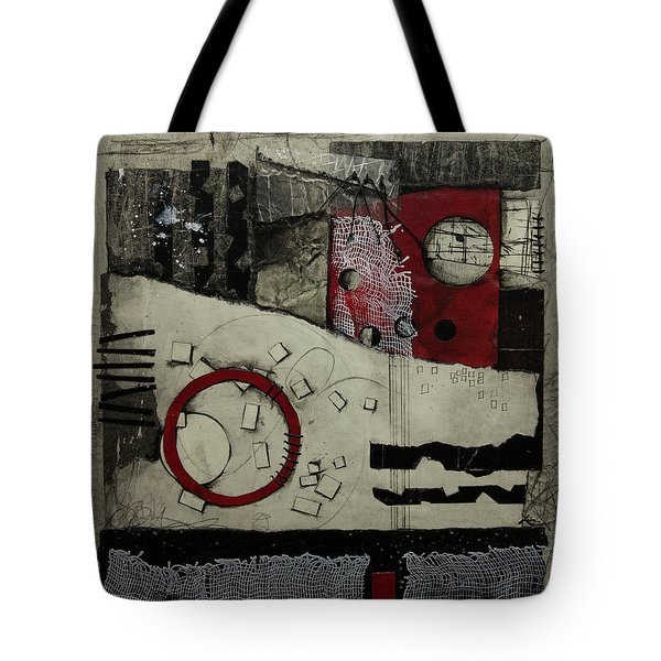 Imperfect Reality  Tote Bag