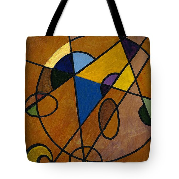 Imperfect Universe Tote Bag