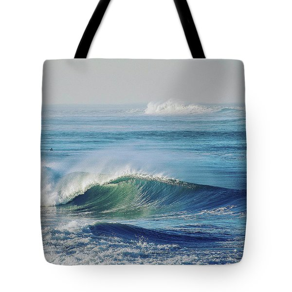 Imperial Beach Square Tote Bag