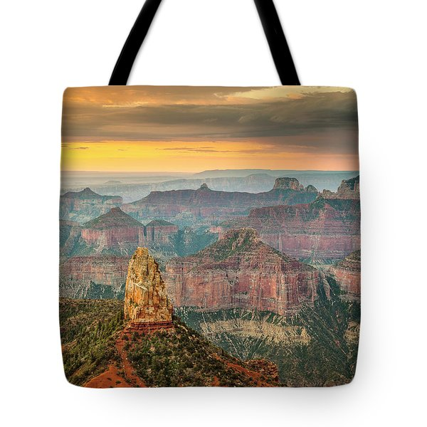 Imperial Point Grand Canyon Tote Bag