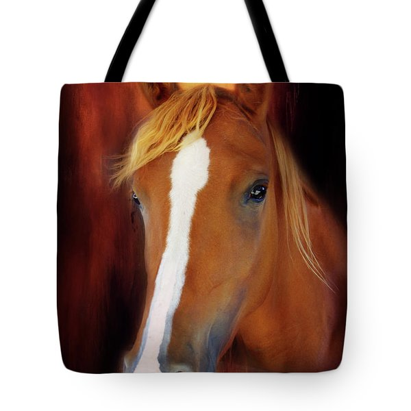 Imperial Pose Tote Bag