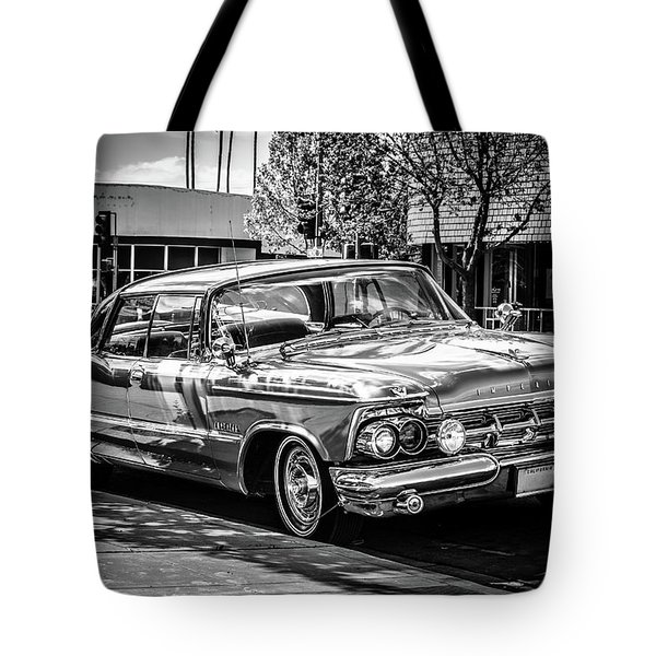 Chrysler Imperial Tote Bag
