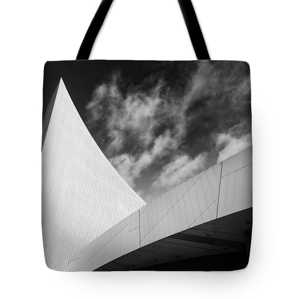 Imperial War Museum, Manchester Tote Bag