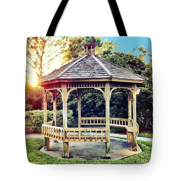 Imperturbable Tote Bag