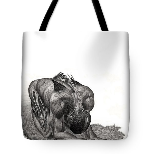 Impetus Graphite Tote Bag