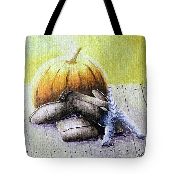Impish Kitten Tote Bag