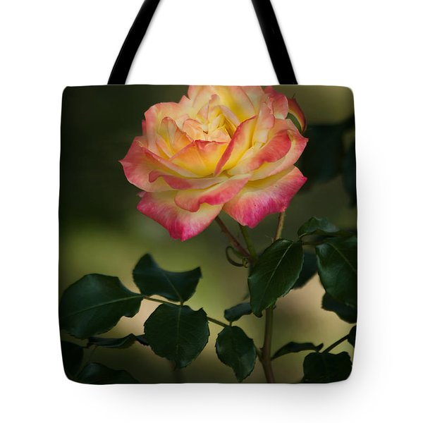 Imposing On Bloom Tote Bag by Aiolos Greek Collections