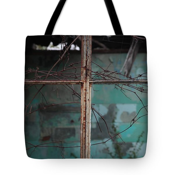 Imposition Tote Bag by Amanda Barcon